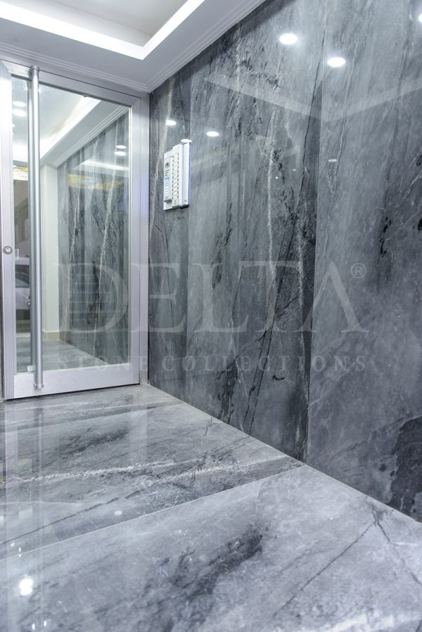 Bardiglio Grey Marble Photo 2