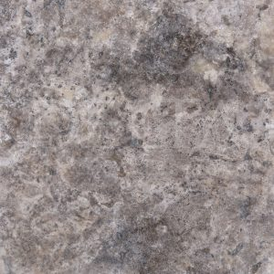 Silver Cross Cut Travertine Photo 1