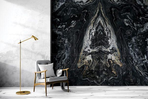 Nero Picasso Marble Photo 2
