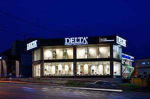 Delta Showroom Istanbul