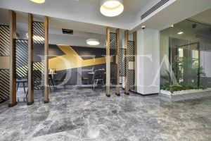 Grey Marble Floor Tiles Photo 1