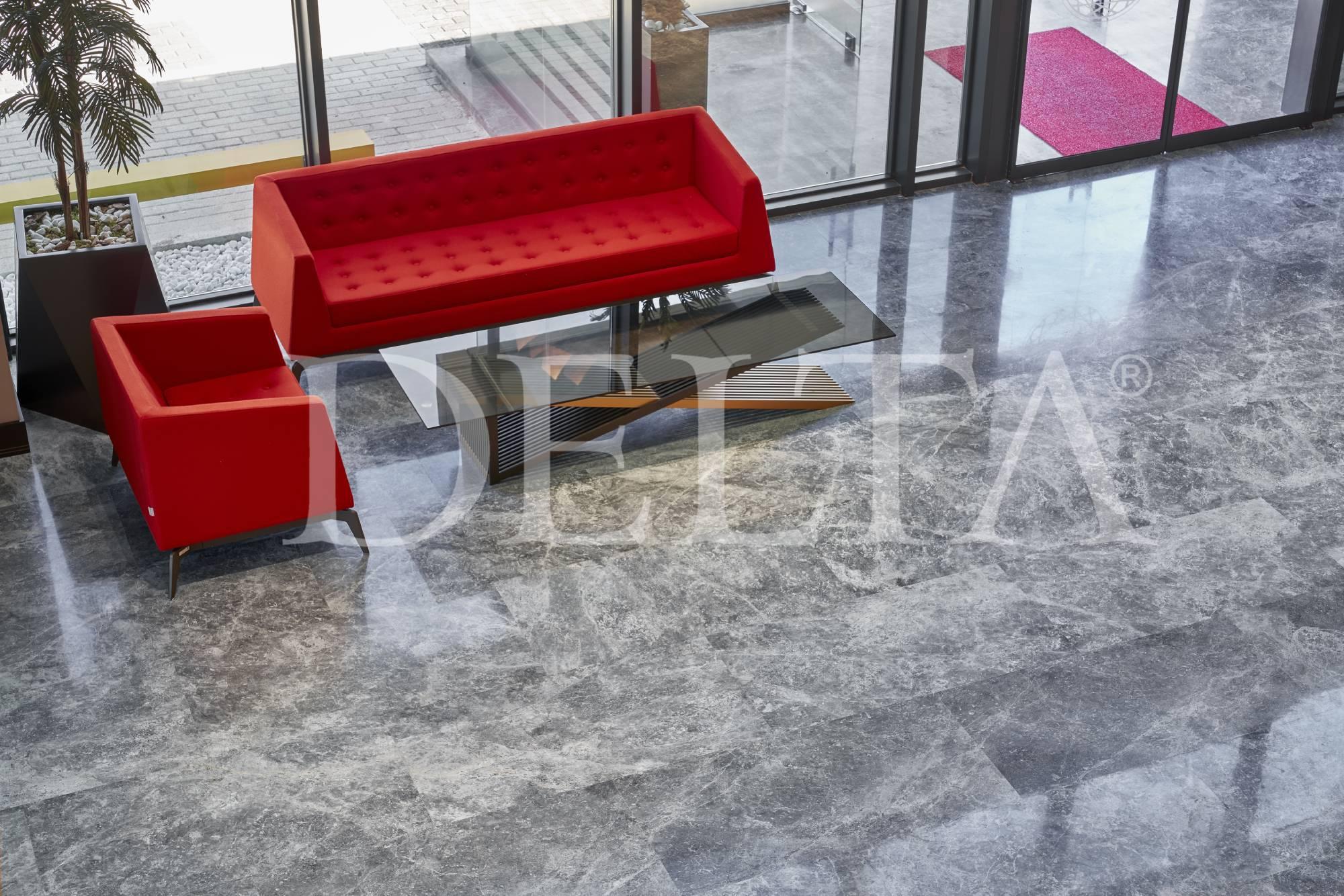 Grey Marble Floor Tiles Delta Marble
