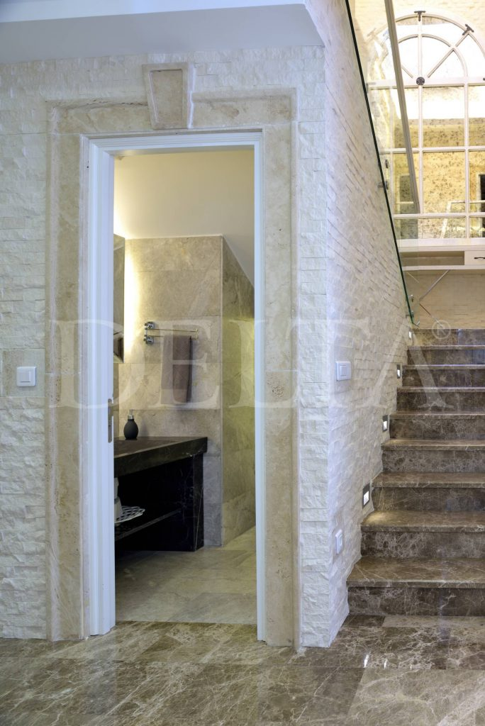 Differences between Travertine and Marble